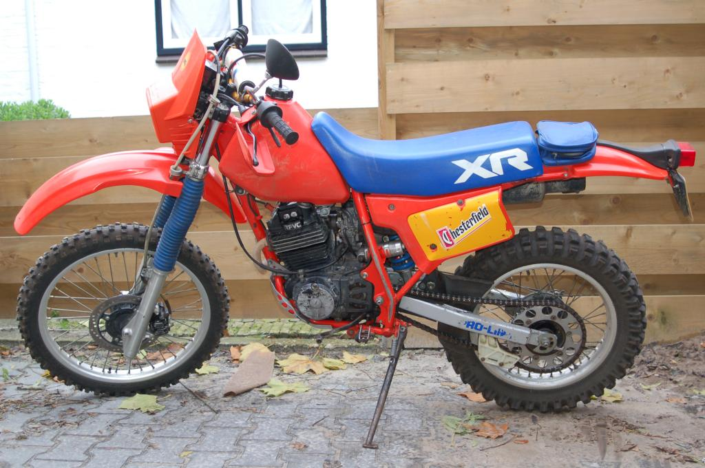 Honda Cr250r For Sale 1979 Honda Cr250 Elsinore Old
